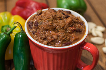 Carnavorian Chili, Soup, Lunch, Portland Oregon