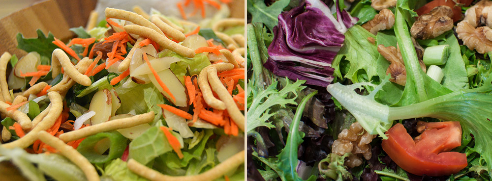 Salads, Soup and Sandwiches, Lunch, Portland Oregon